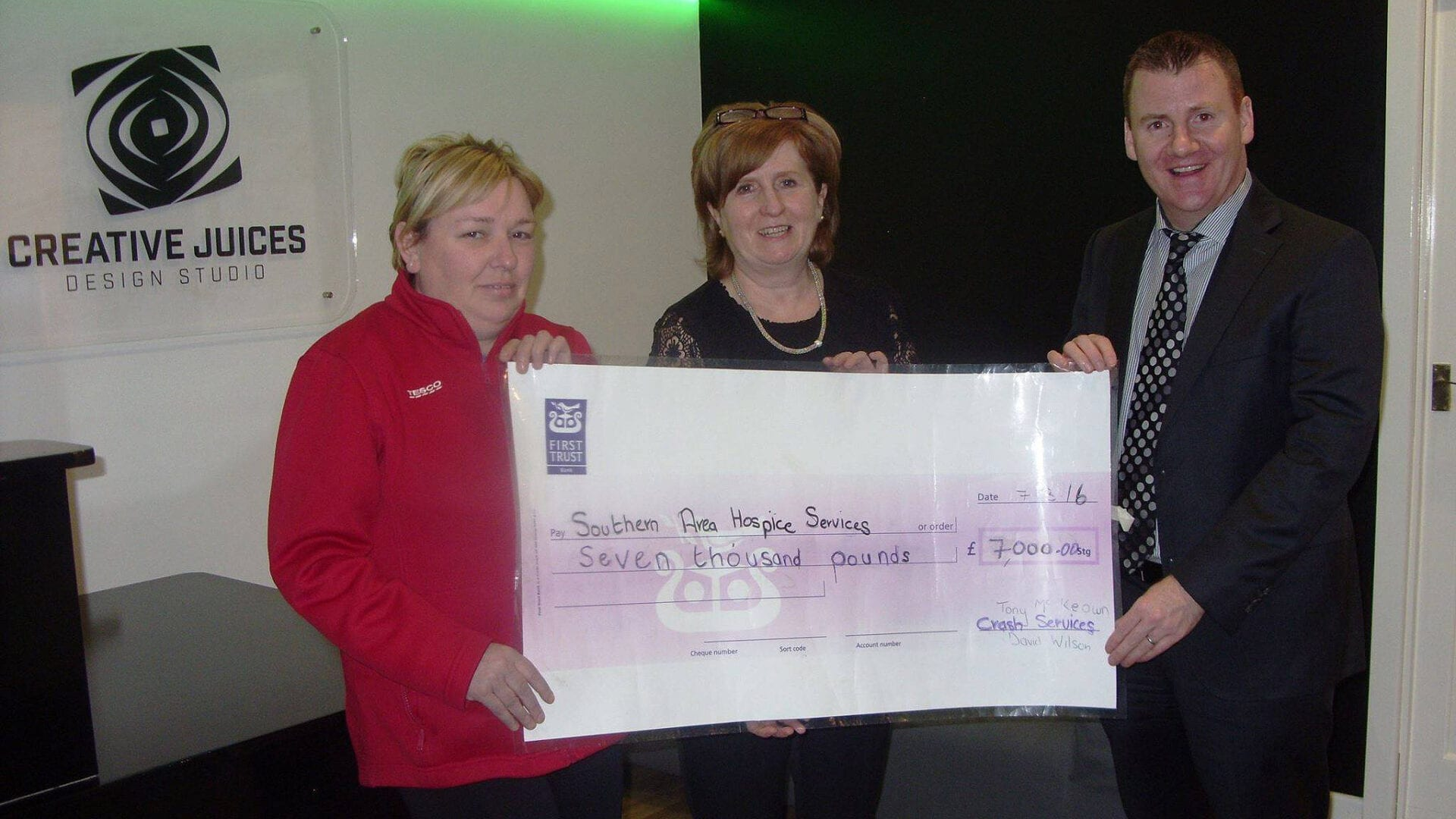 Huge turnout for Lurgan Park Fun Runs raises £7k for Charity