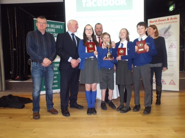 County Down schools qualify for NI Road Safety Quiz Final Sponsored by CRASH Services