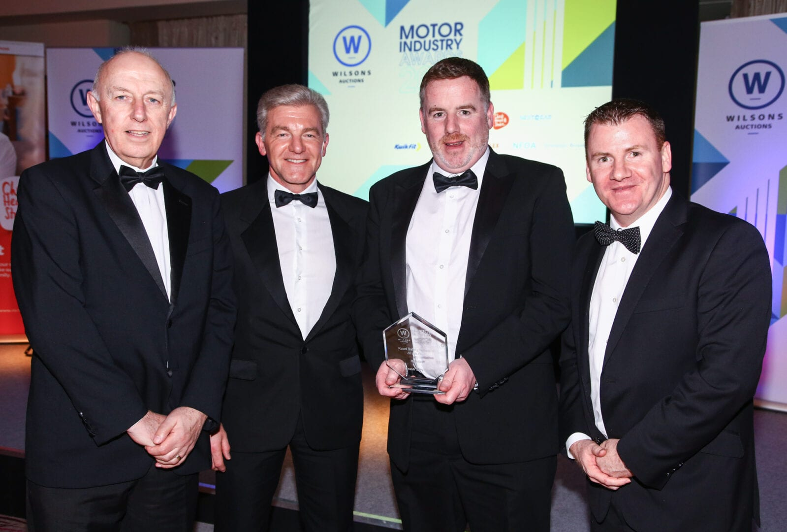 CRASH honoured at NI Motor Industry awards