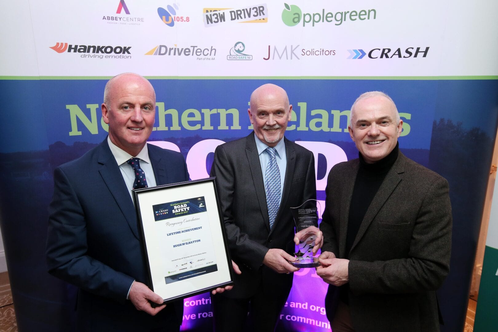 NI Road Safety Champions honoured