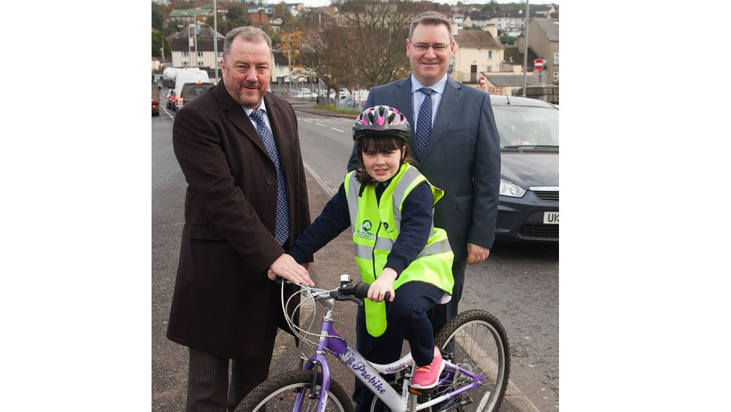 NI PRIMARY SCHOOL ROAD SAFETY QUIZ LAUNCHED SPONSORED BY CRASH SERVICES