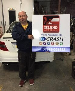 Island Auto Repairs And Crash Services